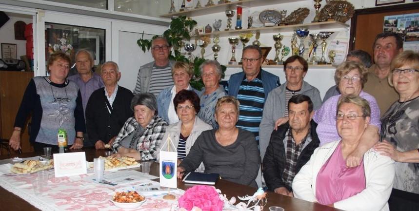 Gradska udruga umirovljenika grada Vrbovca: Ugled stečen radom