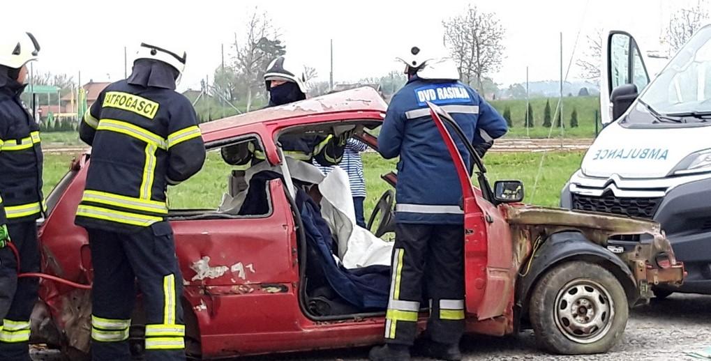Velikom vježbom masovne nesreće županijski Zavod za hitnu medicinu obilježio Nacionalni dan hitne medicinske službe