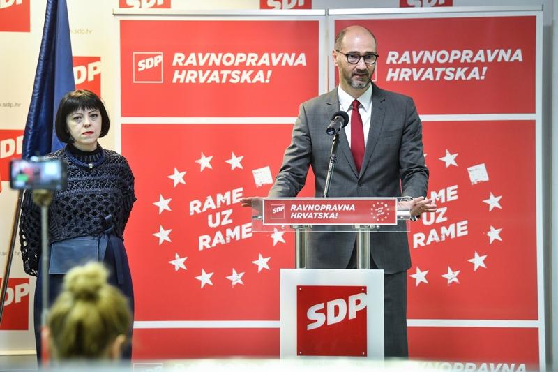 Josko Klisovic i Mirela Holy
