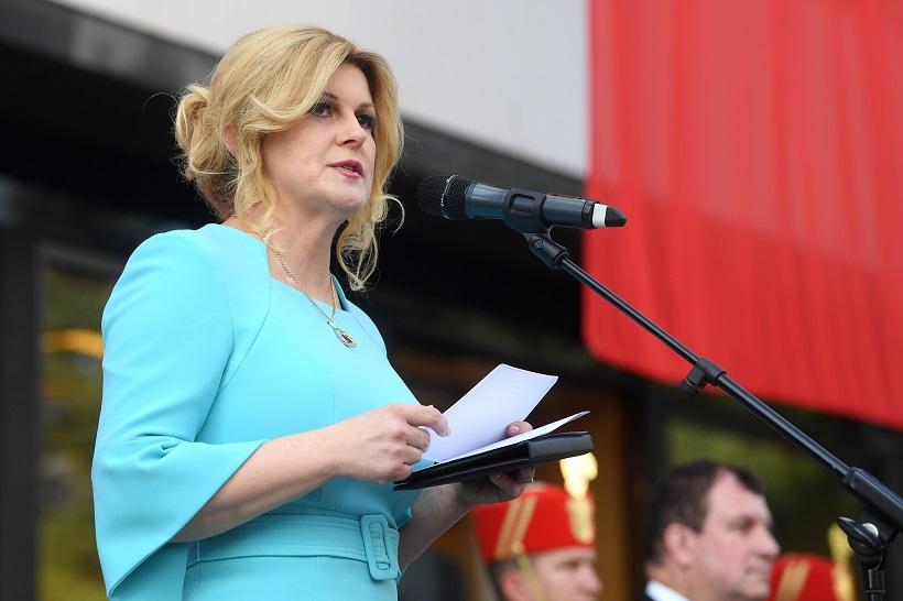 Predsjednica Grabar-Kitarović čestitala Kurban bajram onima koji ga slave