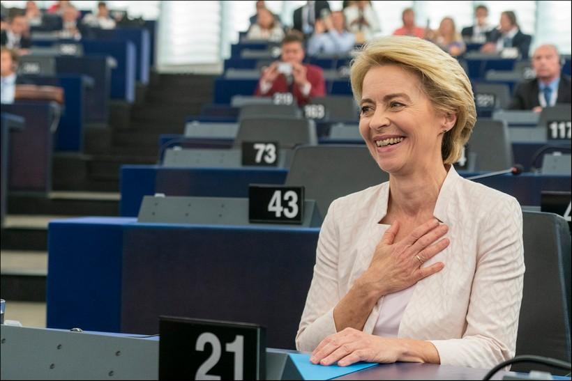 🎦Pratite uživo govor predsjednice von der Leyen o stanju Europske unije