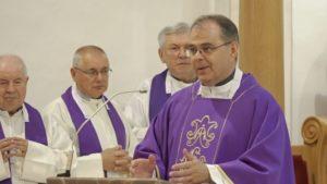 Biskupsko ređenje mons. Bože Radoša na Nedjelju Krista Kralja uz trodnevnu duhovnu pripravu