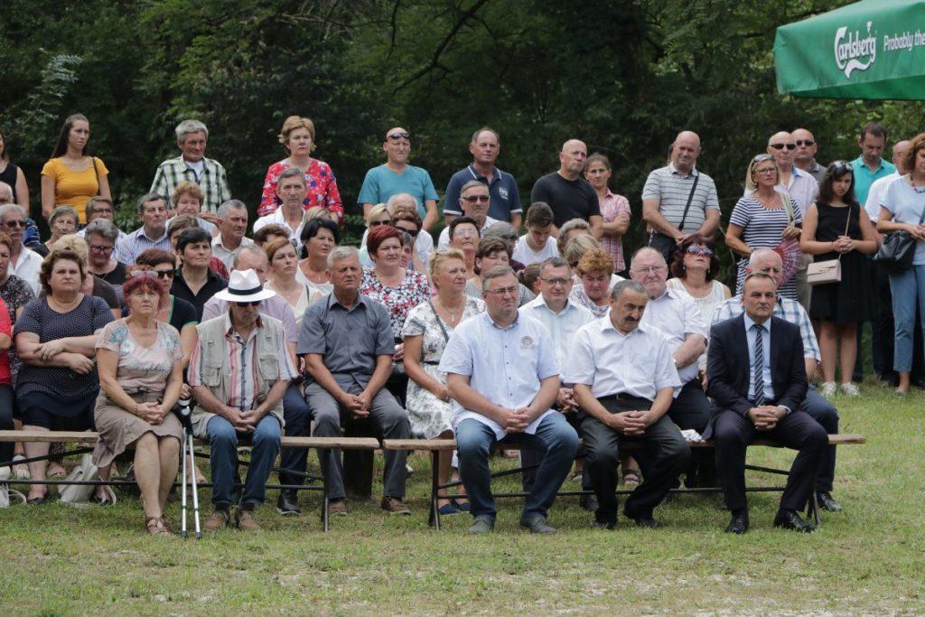 Održana tradicionalna sveta misa i proštenja u prekodravskom naselju Bukevje