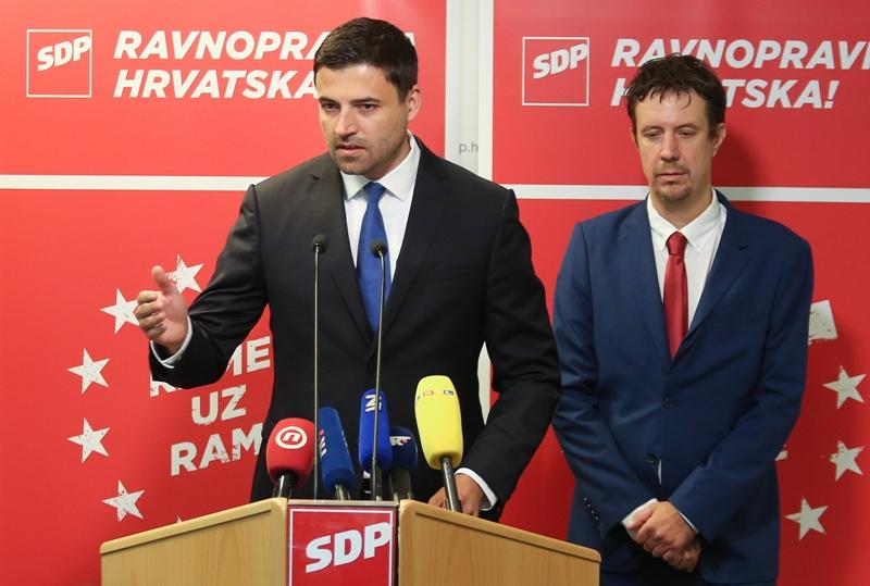 [VIDEO] Davor Bernardić: Zadnji je čas da se spriječi kolaps zdravstva