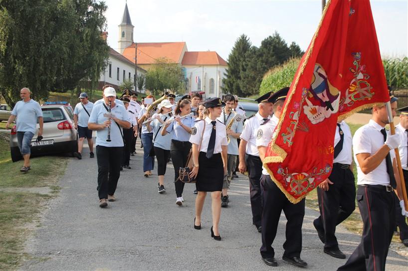 [FOTO] Dobrovoljno vatrogasno društvo Glogovnica obilježilo 80 godina postojanja