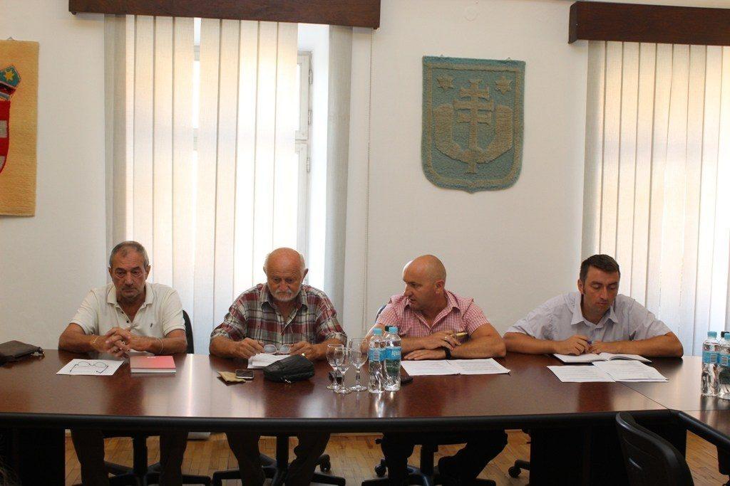 Odbor za branitelje predstavio program proslave Dana branitelja Domovinskog rata Grada Križevaca i oslobođenja vojarne