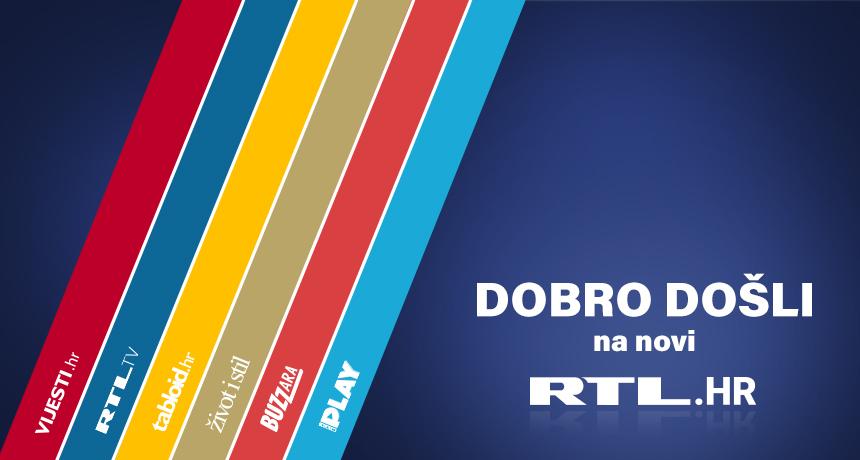 SVE NA JEDNOM MJESTU  Za sve one kojima je dosta lutanja po bespućima interneta, tu je novi RTL.hr!
