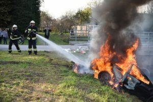 [FOTO/VIDEO] Brojni vatrogasci na terenu pokazali su spremnost za ovakve situacije