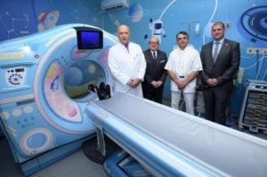 [VIDEO] Klinika za dječje bolesti Zagreb predstavila novi CT uređaj prilagođen dječjoj dobi