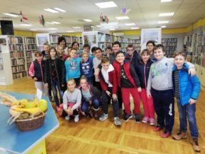 Djeca uživala i educirala se u Gradskoj knjižnici Đurđevac