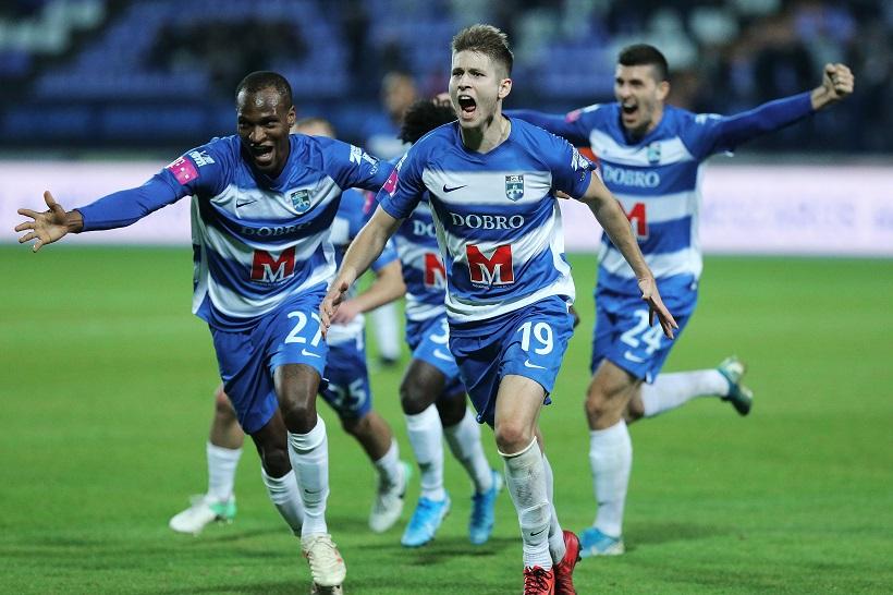 HNL: Dinamo – Osijek 0-0