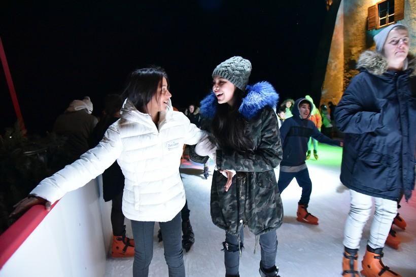 VELIKI INTERES Sezona klizanja u Đurđevcu produljuje se do 24. siječnja