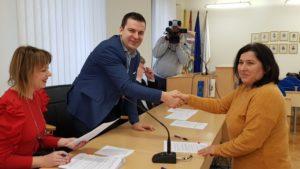 [FOTO] Grad Bjelovar ove godine stipendira 98 stipendista od kojih je 35 novih studenata