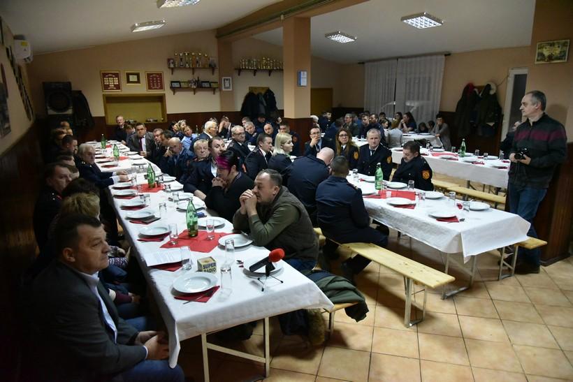 [FOTO] Dobrovoljno vatrogasno društvo Kabal održalo 66. redovnu godišnju skupštinu// Predsjednik DVD-a Jembri: Tijekom godine imali smo mnoštvo aktivnosti, nadam se da će ova godina biti još aktivnija