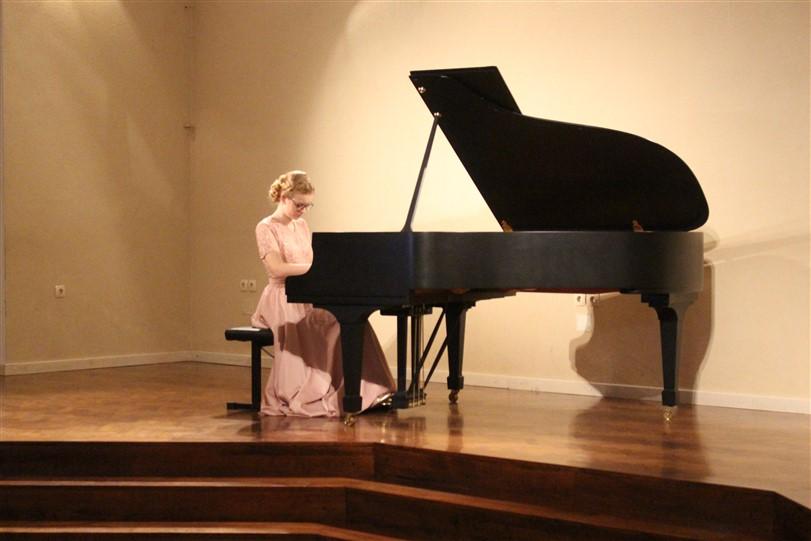 [FOTO/VIDEO] Lijepa glazbena večer u Križevcima uz recital Kristine Vartušek