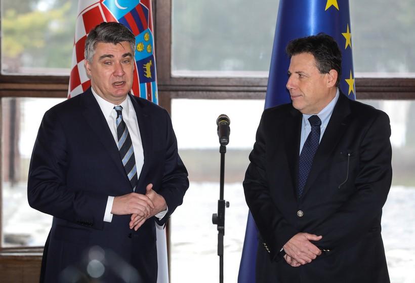 Milanović dobio službene rezultate izbora: 'Povjerenje u izborni proces mora biti bistro kao gorski potok'