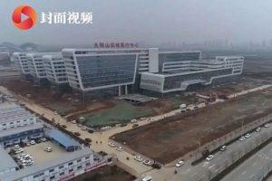 [VIDEO] U Kini otvorili prvu bolnicu za zaražene koronavirusom; završili je u dva dana