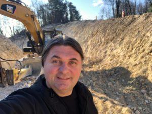 Načelnik Kalnika, Mladen Kešer: 'Ulažemo četiri milijuna kuna u šumsku infrastrukturu'