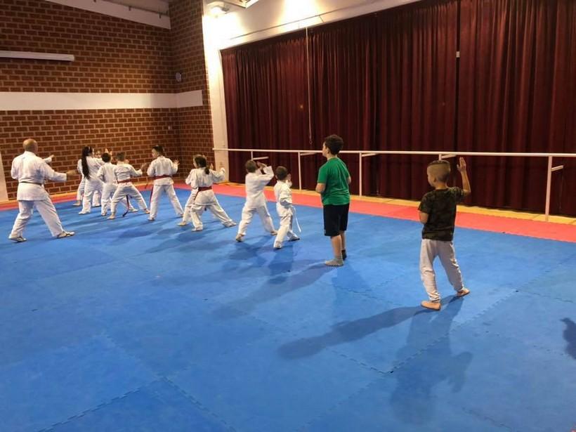 Karate klub Đurđevac provodi upise novih članova