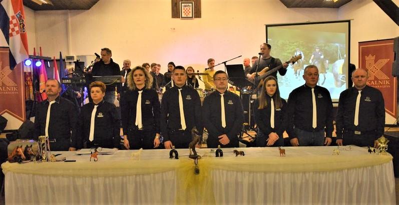 [FOTO/VIDEO] Potkalnički konjari održali izbornu skupštinu u Kalniku // Marijan Hlebić izabran za predsjednika, a Mladen Kešer postao počasni član udruge