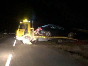 NASTAVLJA SE DRAMA NA PRIGORSKIM CESTAMA Još jedan automobil završio van kolnika