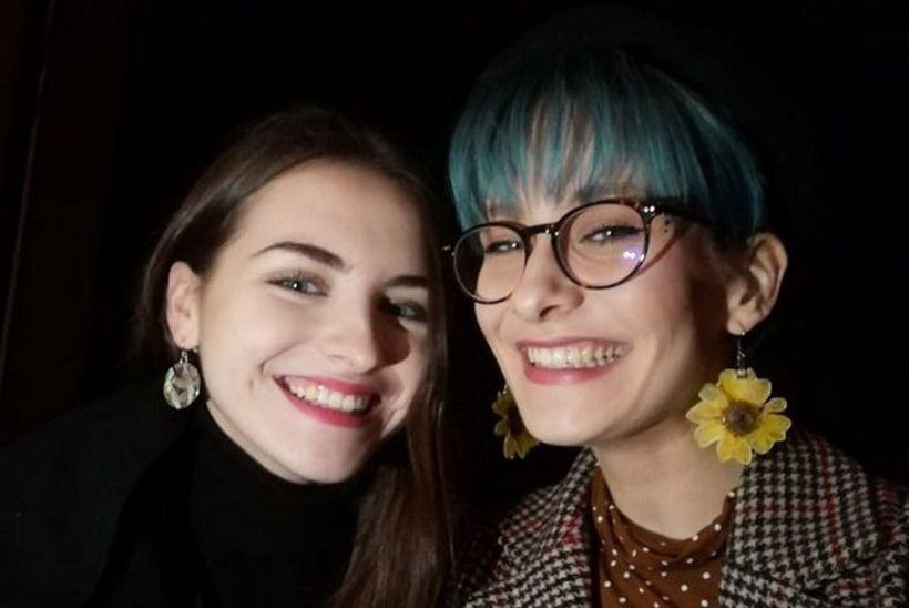 Mlada Molvarka, Ana Leona Lončar s prijateljicom Lorom Breški u showu The Voice Family: 'Za prolazak dalje, potrebna nam je podrška na društvenim mrežama'