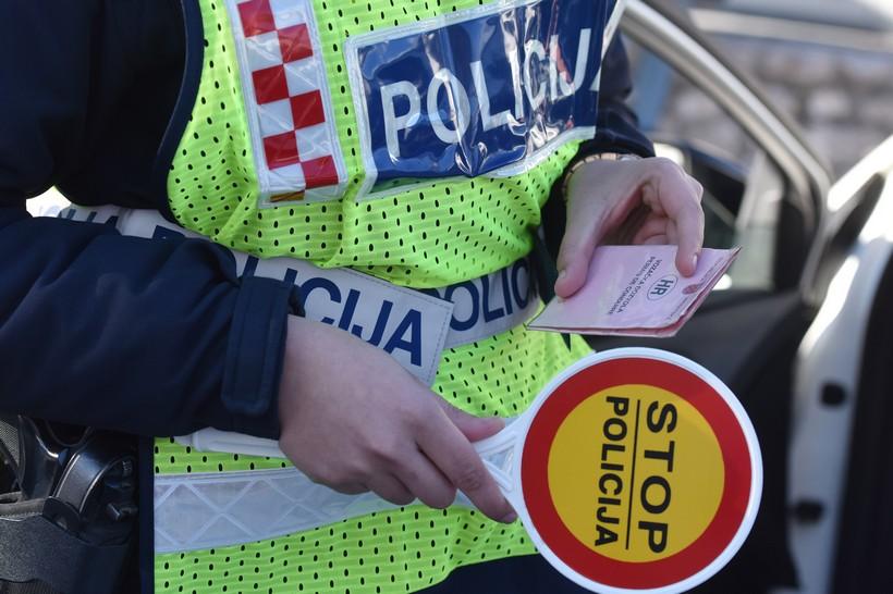Akcija u Podravini i Prigorju; provjerili 30 teretnih vozila i autobus; otkrili 10 prometnih prekršaja