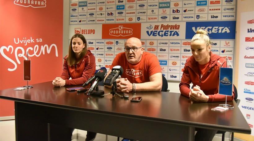 Ovog vikenda Podravka Vegeta igra prvu utakmicu četvrtfinala EHF Kupa