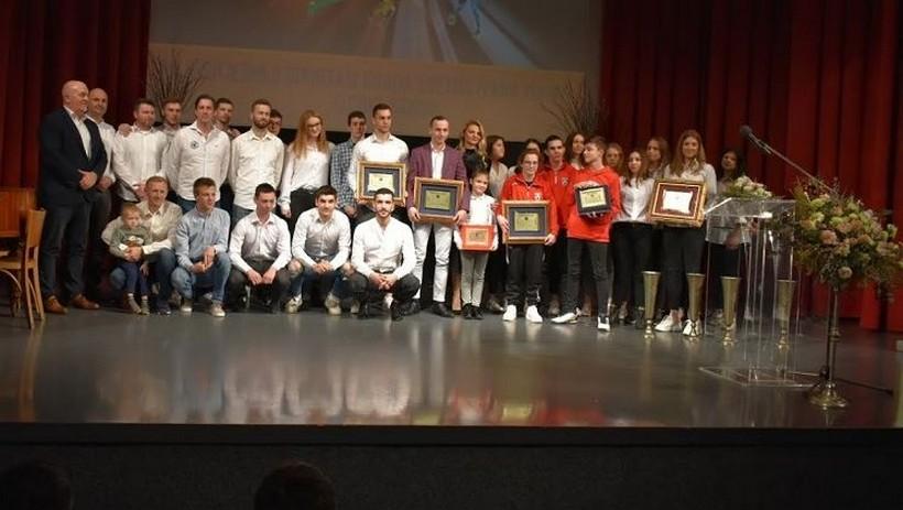 [FOTO] Proglašeni najuspješniji sportaši Grada Svetog Ivana Zeline; najsportaš Alen Nokaj, najsportašica Mihaela Nemčić