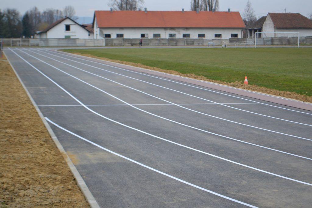 Pročelnik Sandro Novosel o radovima na atletskoj stazi i pomoćnom igralištu u Križevcima