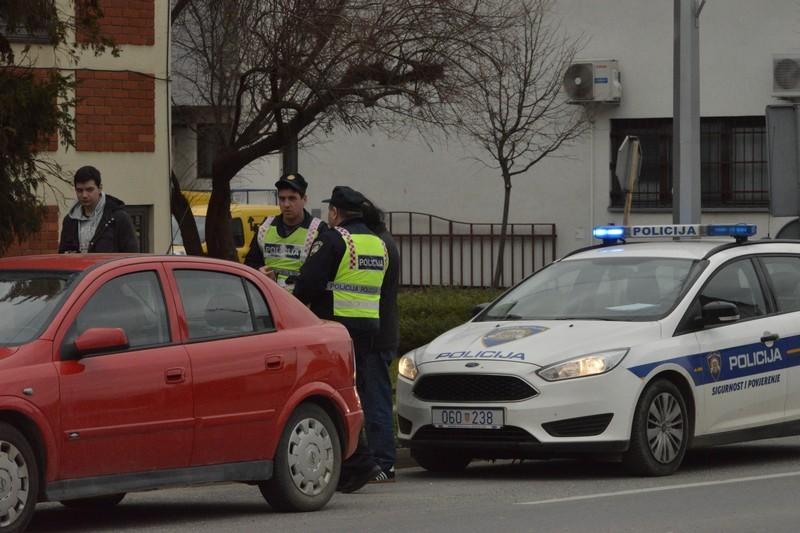 [FOTO/VIDEO] Prometna nesreća u Križevcima