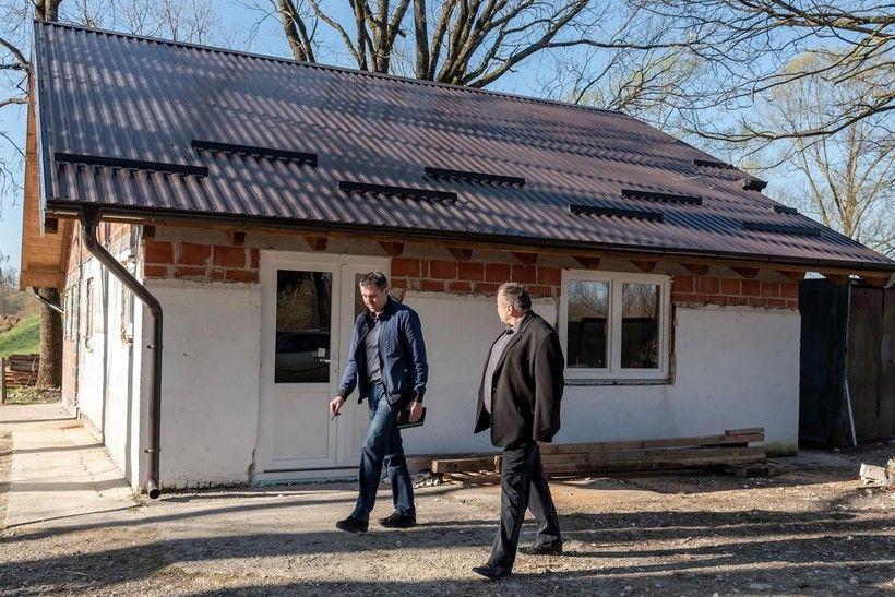 Obnova javnih objekata na području Čazme: 'Posebnost je prenamjena mjesnih domova u sportske dvorane'