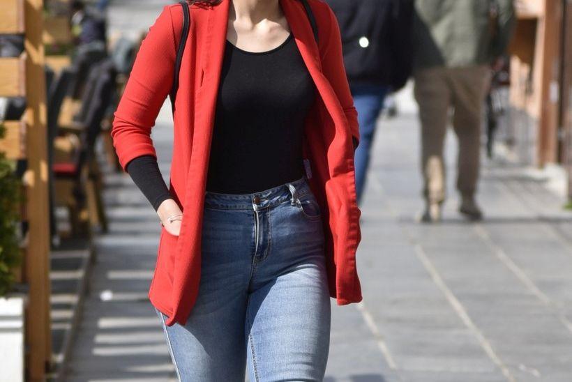 Crveni kaputić kao vjesnik proljeća