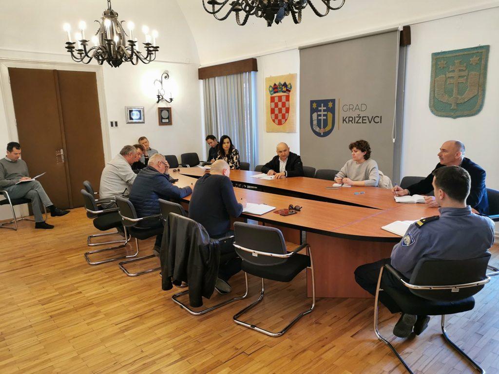 Stožer Civilne zaštite Grada Križevaca  poziva na poštivanje Odluku i preporuke Nacionalnog stožera!