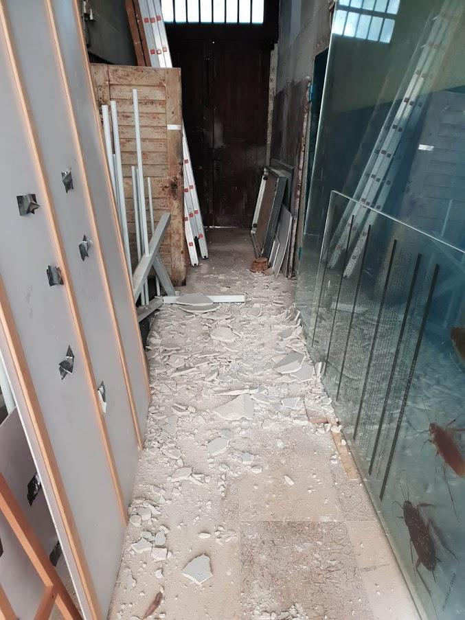 Hrvatski prirodoslovni muzej zatvoren, potrebno 600m2 za hitnu evakuaciju građe