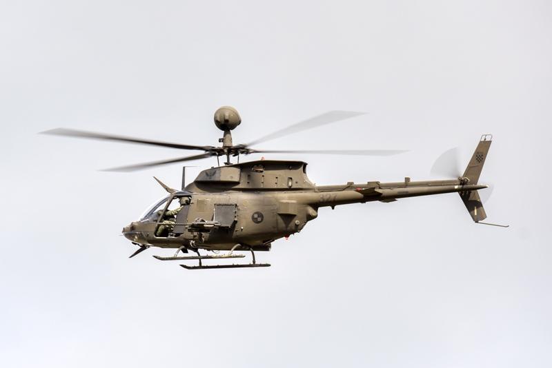 MORH: Helikopteri Kiowa Warrior ponovno u operativnoj uporabi
