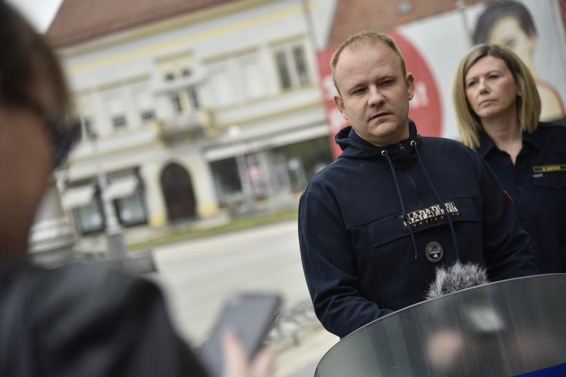 [VIDEO] Mišel Jakšić: Vatrogasci i HGSS patroliraju Koprivnicom i pomažu policiji