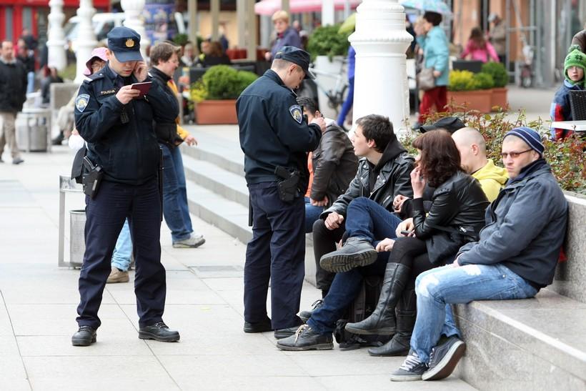Policija najavila rigoroznije mjere zbog prekršitelja samoizolacije