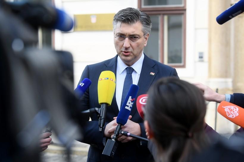 Premijer najavio: 'Idući tjedan idemo na Vladu s paketom mjera, hrvatsko gospodarstvo danas je otpornije na krize'