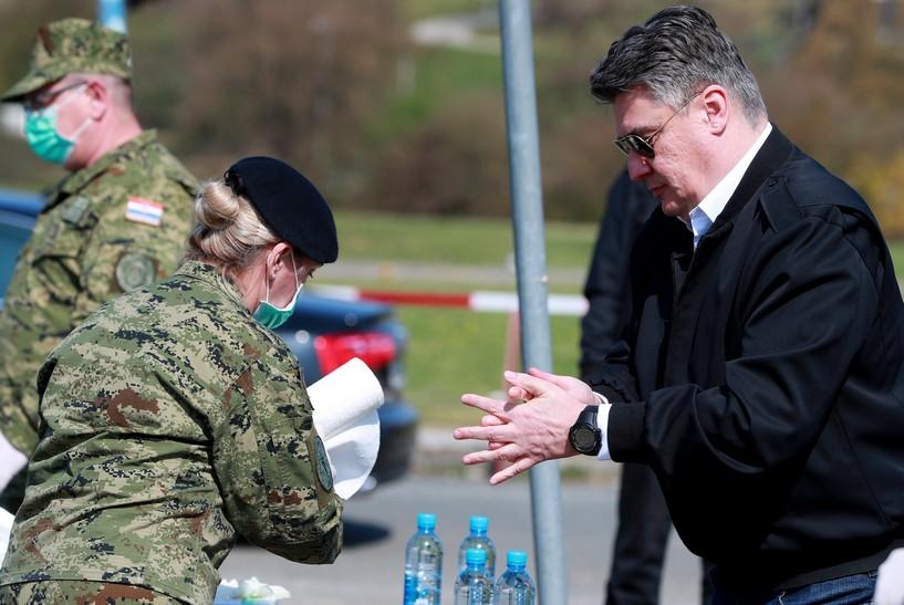 Milanović: 'Nisam za olako potezanje vojske, a trenutno niti za karantenu'