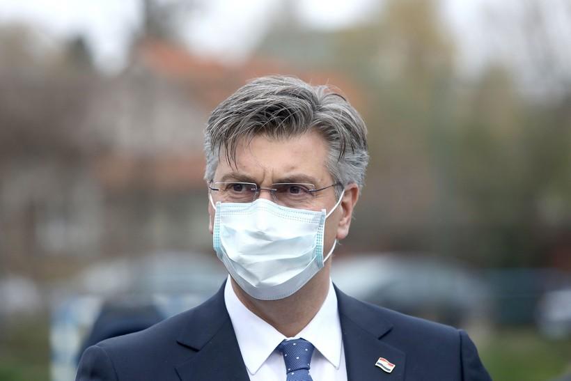 [VIDEO] Plenković predstavio tri mjere za borbu protiv koronavirusa: 'Kriza će biti teža nego ona 2008. godine'