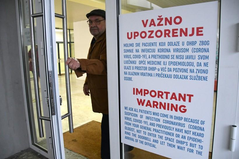 Na području Bjelovarsko-bilogorske županije u samoizolaciji 250 osoba