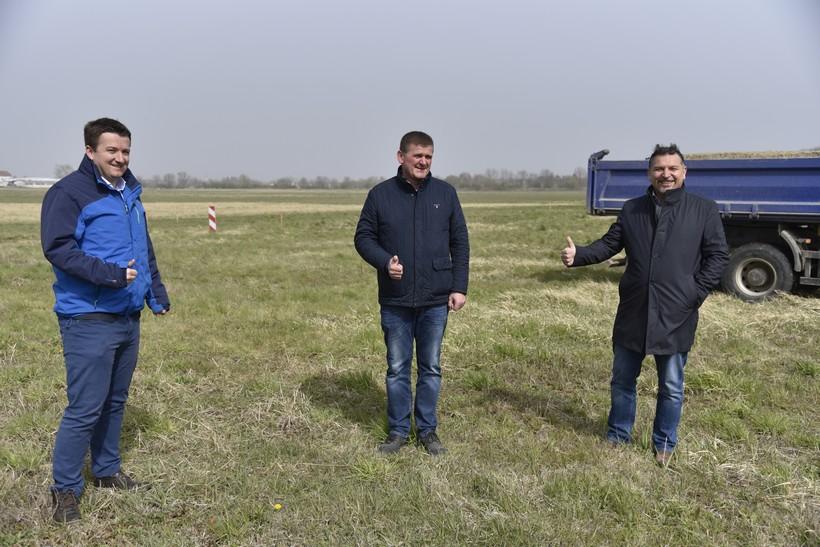 Počela gradnja Poslovne zone A-sjever u Đurđevcu vrijednosti gotovo 11 milijuna kuna