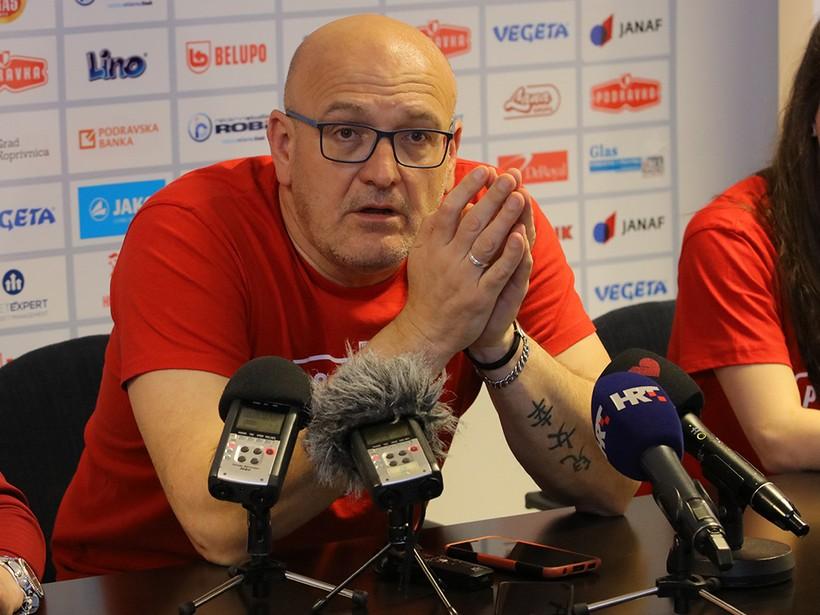 Odgođena utakmica Podravka Vegeta – CSKA / Saračević: Ovo nema veze s razumom