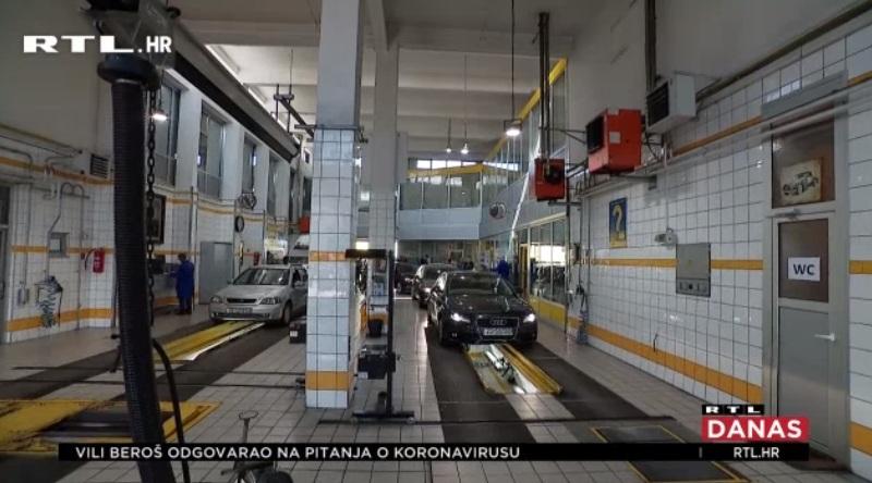 [VIDEO] Stanicama za tehnički pregled dopušten rad: 'Bilo je gužvi jer su ljudi mislili da ćemo zatvoriti'