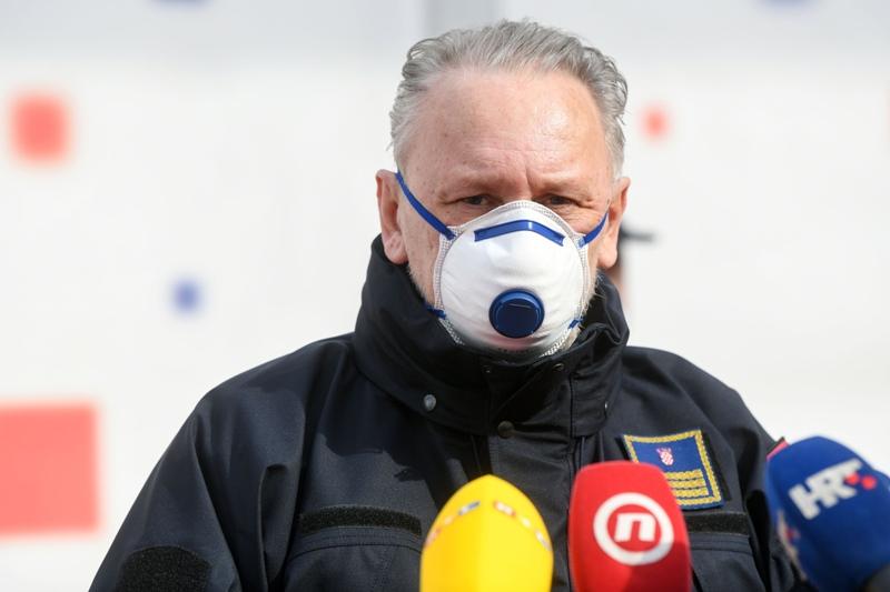 Ministar Božinović: Idemo prema sve strožim mjerama za kretanje