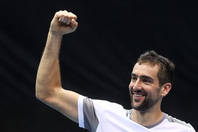 ATP Rim: Čilić prošao Goffina
