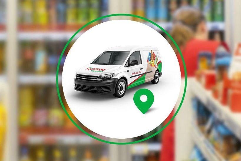 Besplatna dostava iz Robin marketa u Križevcima i Koprivnici