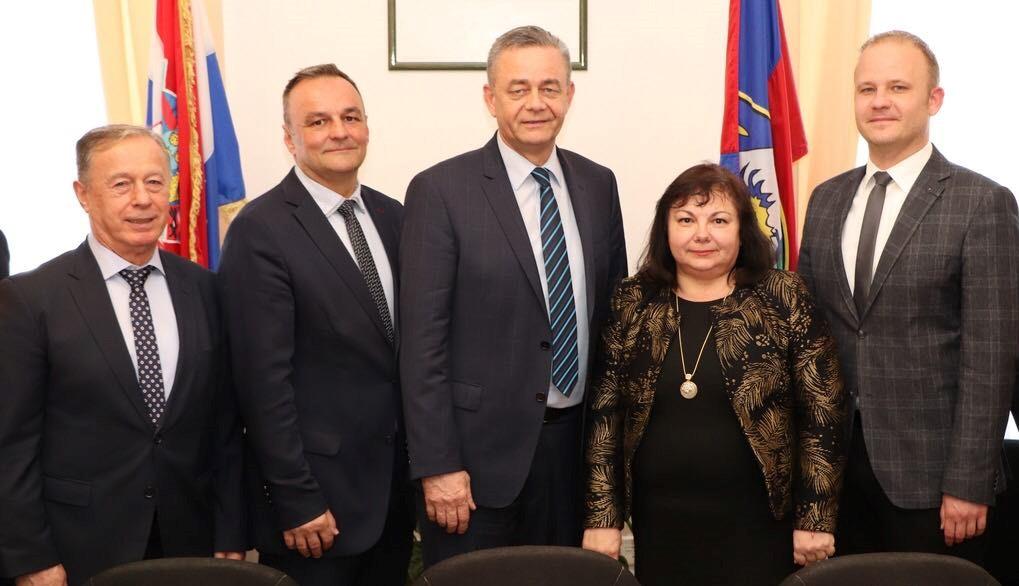 Veleposlanica Republike Bugarske u Hrvatskoj Genka Georgieva posjetila Koprivničko-križevačku županiju