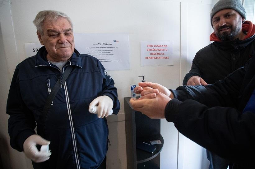 IZBORI U HDZ-U Članovi stranke moraju imati svoje olovke i dezinficirati ruke na izbornom mjestu